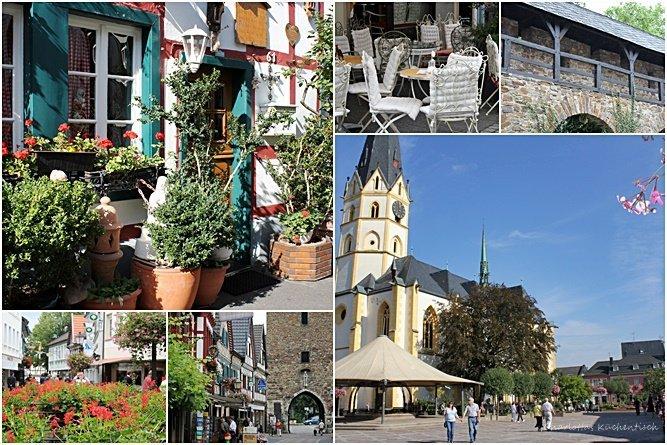 Ahrweiler, Rotweinwanderweg