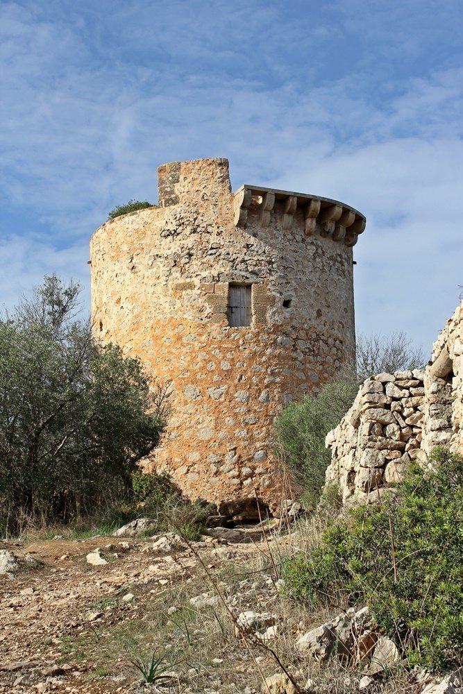 Wanderung auf Mallorca, Torre d' Andritxol