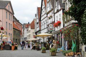 Deutschland, Blick auf Vreithof in Soest