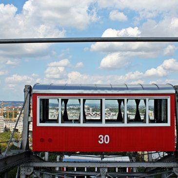 Bummel durch den Prater in Wien – Augenblicke