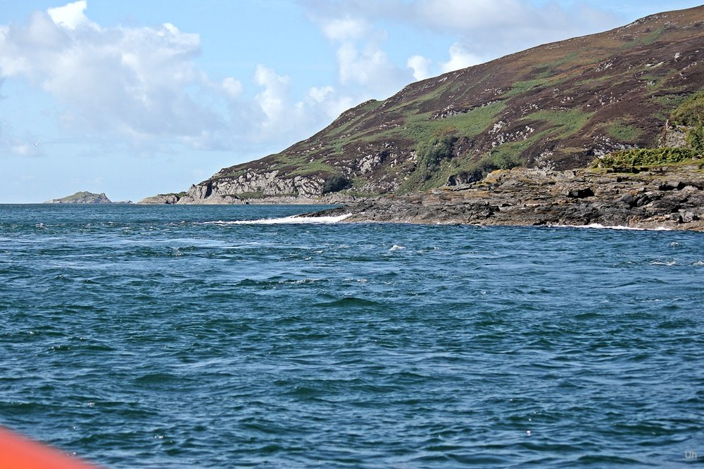 Brücke über den Atlantik, Easdale, Golf of Corryvreckan, Adventure Tour, Westküste Schottland, Atlantik,Whirlpool,