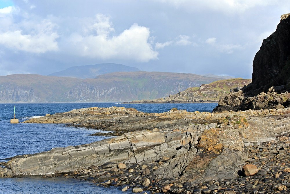 Brücke über den Atlantik, Easdale, Golf of Corryvreckan, Adventure Tour, Bootstour, Isle of Seil, Whirlpool, Ellenabeich