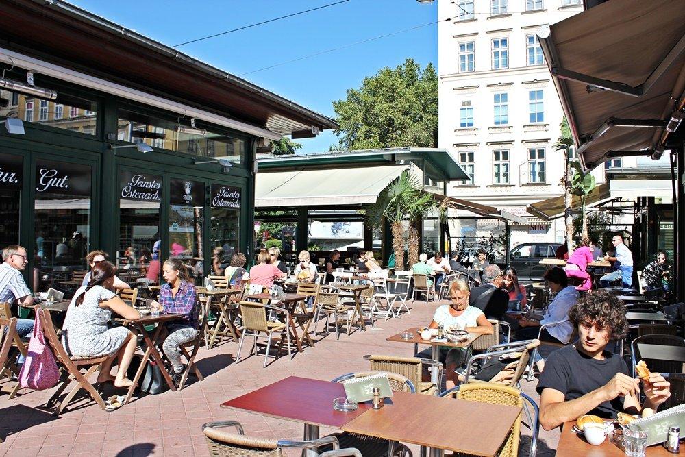 Naschmarkt, Wien, Augenblicke, Ausflug, Städtetrip