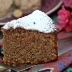 Mallorquinischer Mandelkuchen mit Mandeleis - holt euch ein Stückchen Mallorca nach Hause