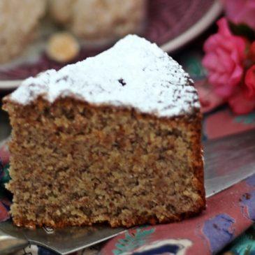 Mallorquinischer Mandelkuchen mit Mandeleis – holt euch ein Stückchen Mallorca nach Hause