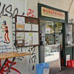 Ein Muss bei jedem Wien-Besuch ist der Naschmarkt - Augenblicke