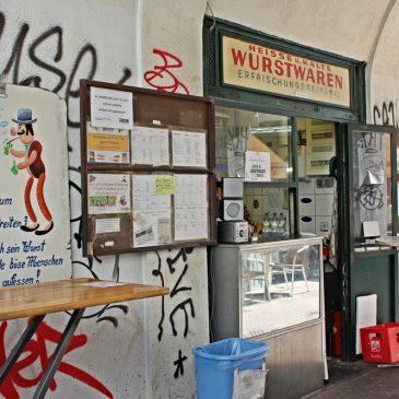 Ein Muss bei jedem Wien-Besuch ist der Naschmarkt – Augenblicke