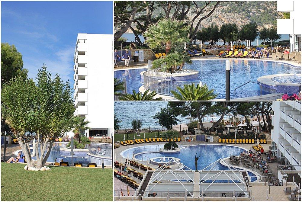 Olimar Gran Camp de Mar Hotel, Hotel, Mallorca, Camp de Mar, Hotelbeschreibung, Urlaubshappen, Pool