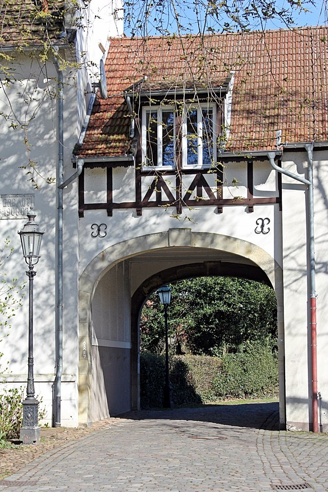 Radtour im Münsterland, Fahrrad fahren, Münsterland, Lüdinghauser Acht, Lüdinghausen, Burg Lüdinghausen