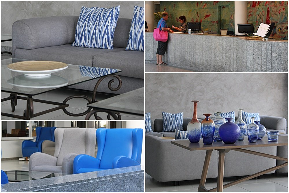 Mallorca, Camp de Mar, Hotelbeschreibung, Urlaubshappen, Foyer
