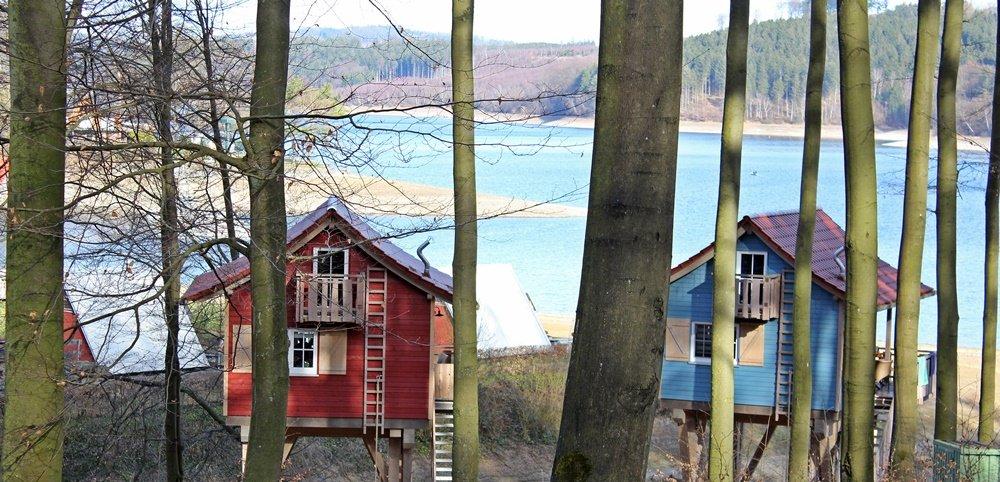 Rund um den Sorpesee, Radtour, Fahrradfahren, Sorpesee, Stemel, Urlaubshappen, Nordic Park Sorpesee