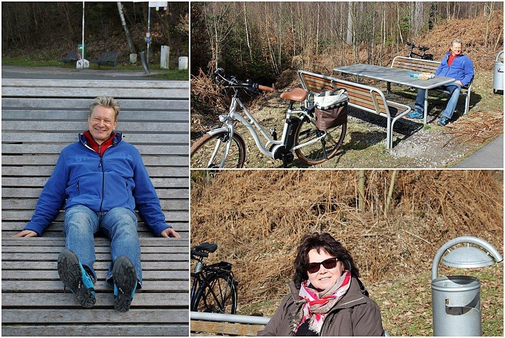 Rund um den Sorpesee, Radtour, Fahrradfahren, Sorpesee, Stemel, Urlaubshappen,