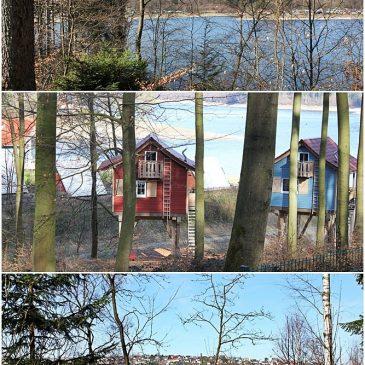 Rund um den Sorpesee – eine Radtour mit Buchten, stürmischen Erinnerungen und Schwedenfeeling