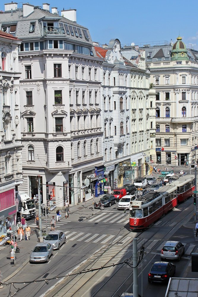 Hotel-Tipp Wien, Schick Hotel Erzherzog Rainer, Hotel, Städtetrip