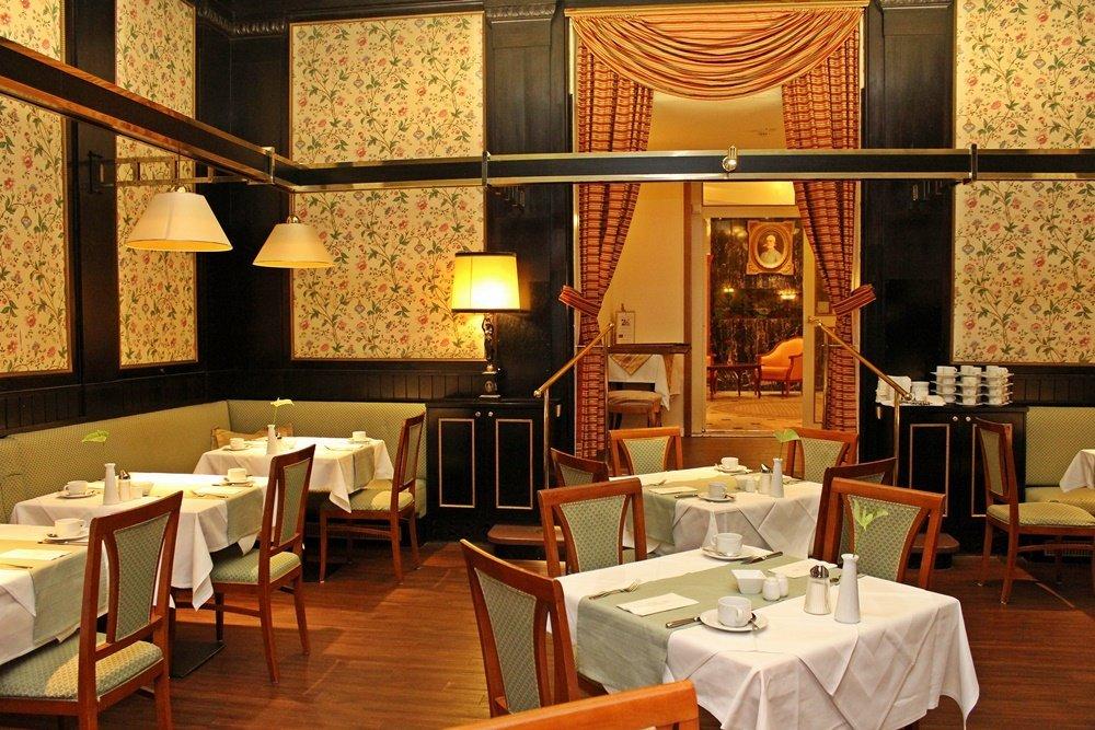 Frühstücksraum Hotel Rainer Wien