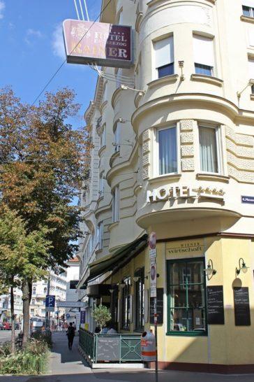 Hoteltipp: Wien – Schick Hotel Erzherzog Rainer