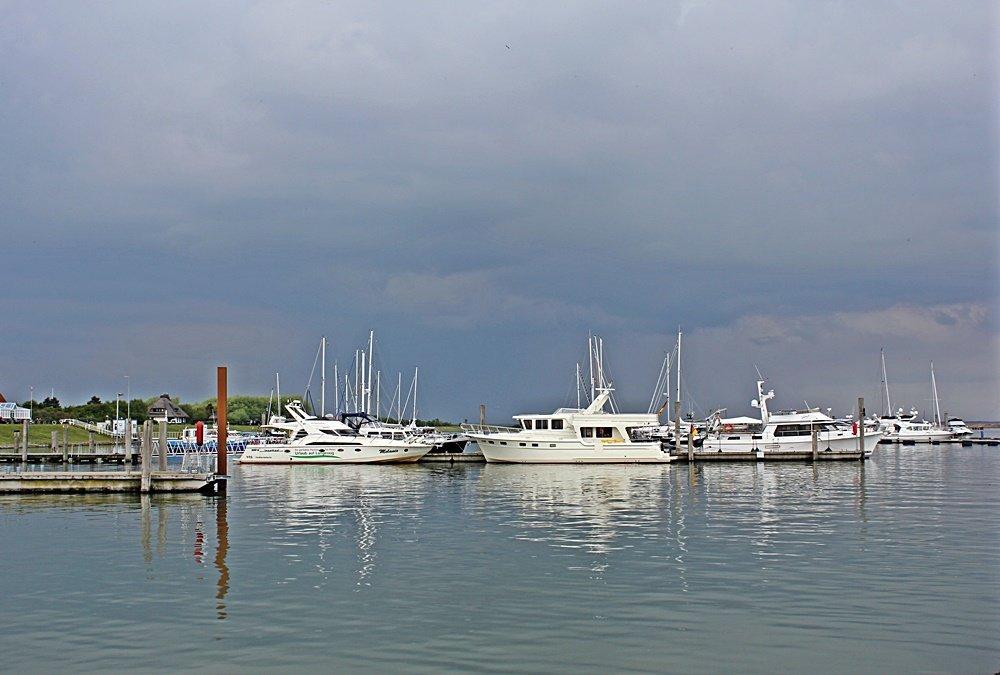 Nordseeküste Tipps, Langeoog, Hafen,