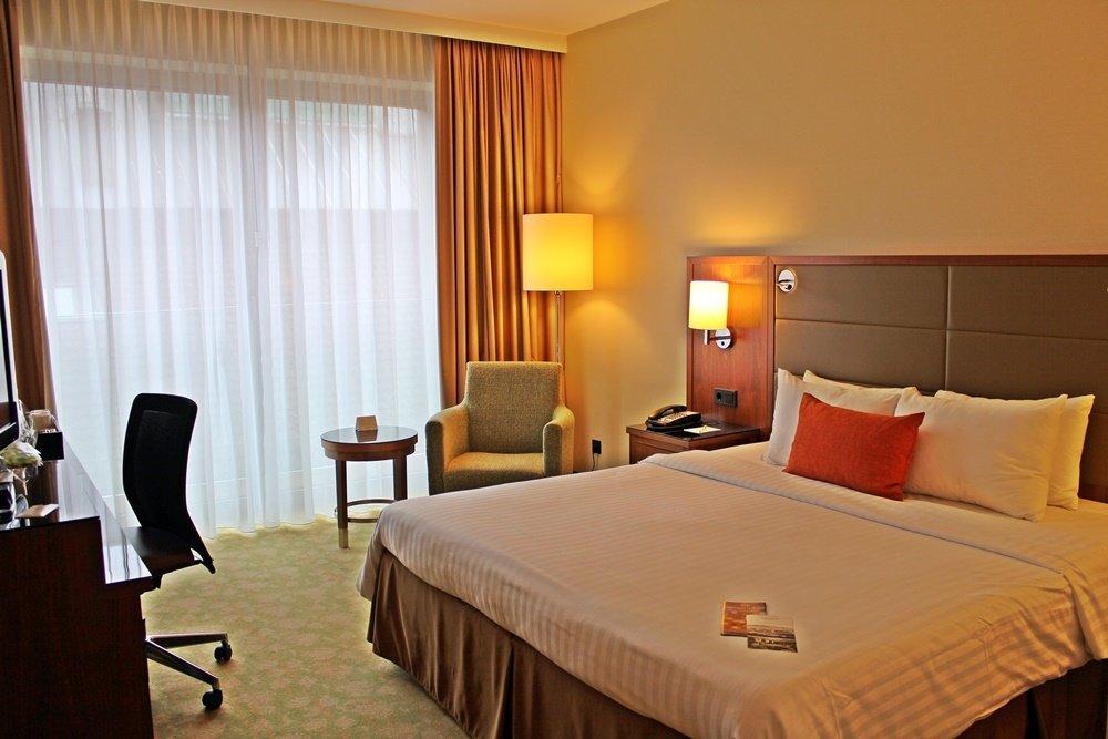 Hoteltipp Bremen, Courtyard Marriott Bremen, Zimmer