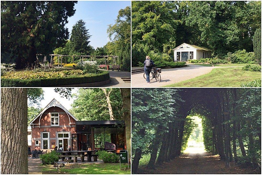 Shoppen in Enschede, Erlebnisstadt Enschede, Volkspark, Van Heek Park, Bloggerreise