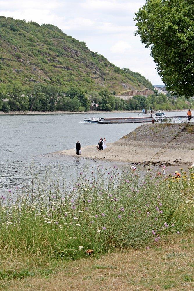 Kurztrip nach Andernach, Rhein