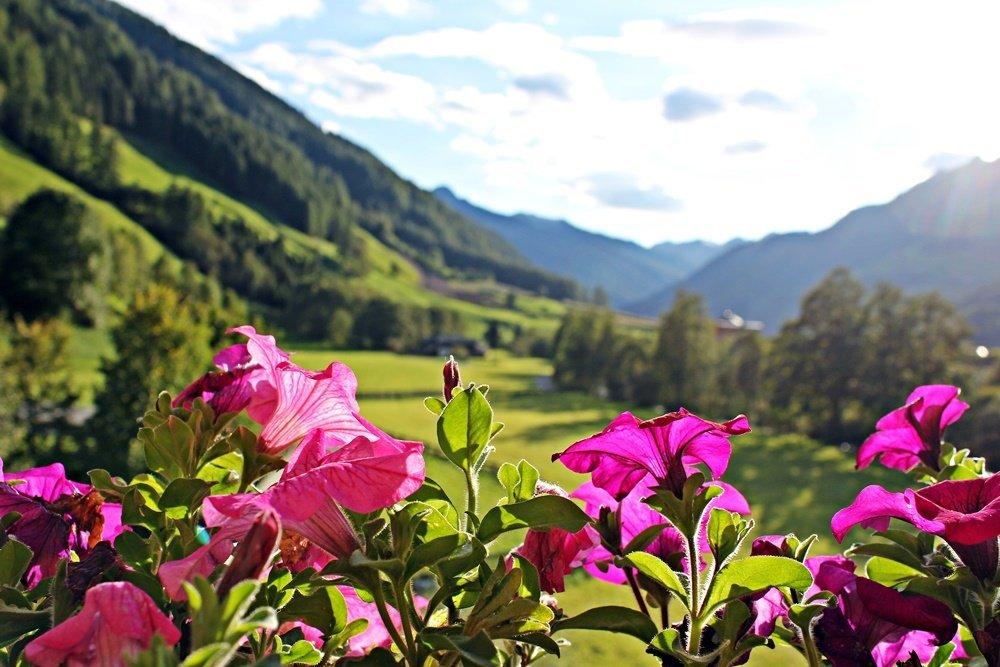 Ferienwohnung im Tauferer Ahrntal - Wellness in der Residence Löfflerblick