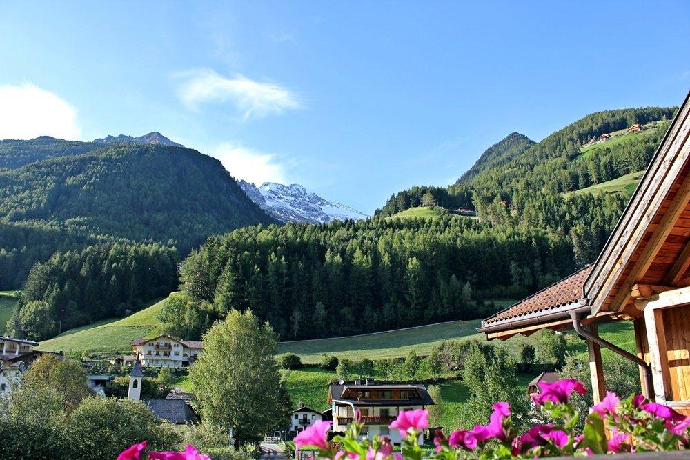 Ferienwohnung im Tauferer Ahrntal, Südtirol, Löfflerblick,