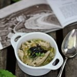Cock-a-leekie-Soup - ein Mitbringsel aus Edinburgh
