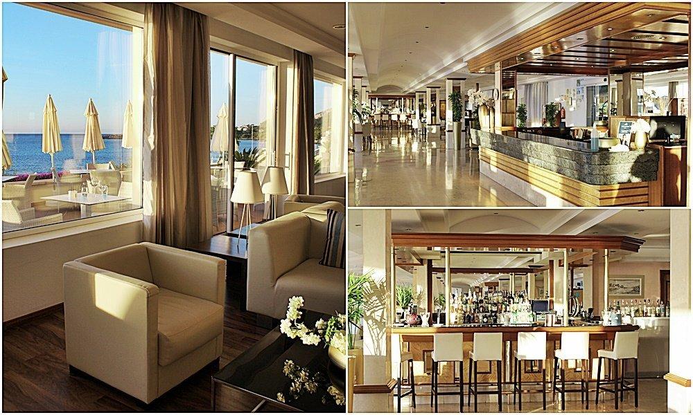 Hotel am Meer, Cala Ratjada, Tui Sensimar Aguait Hotel, Rezeption