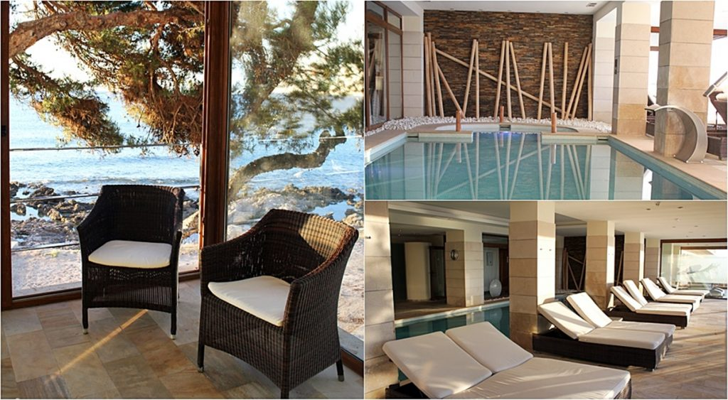 Wellnessbereich, Tui Sensimar Aguait, Hotel am Meer