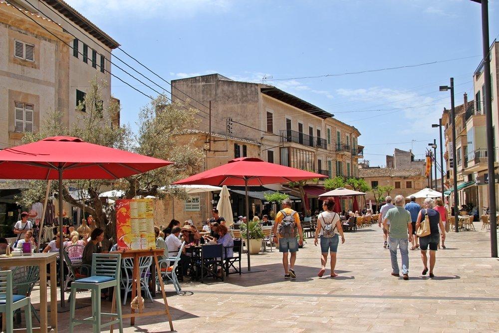 Mallorcas Ostküste, Santanyi, Bummeln, schönsten Orte Mallorcas