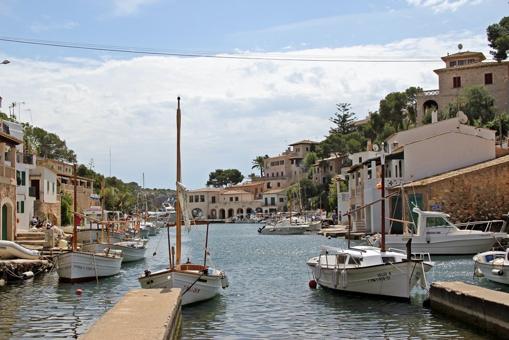 schönsten Orte Mallorcas, Cala Figuera, Mallorcas Ostküste