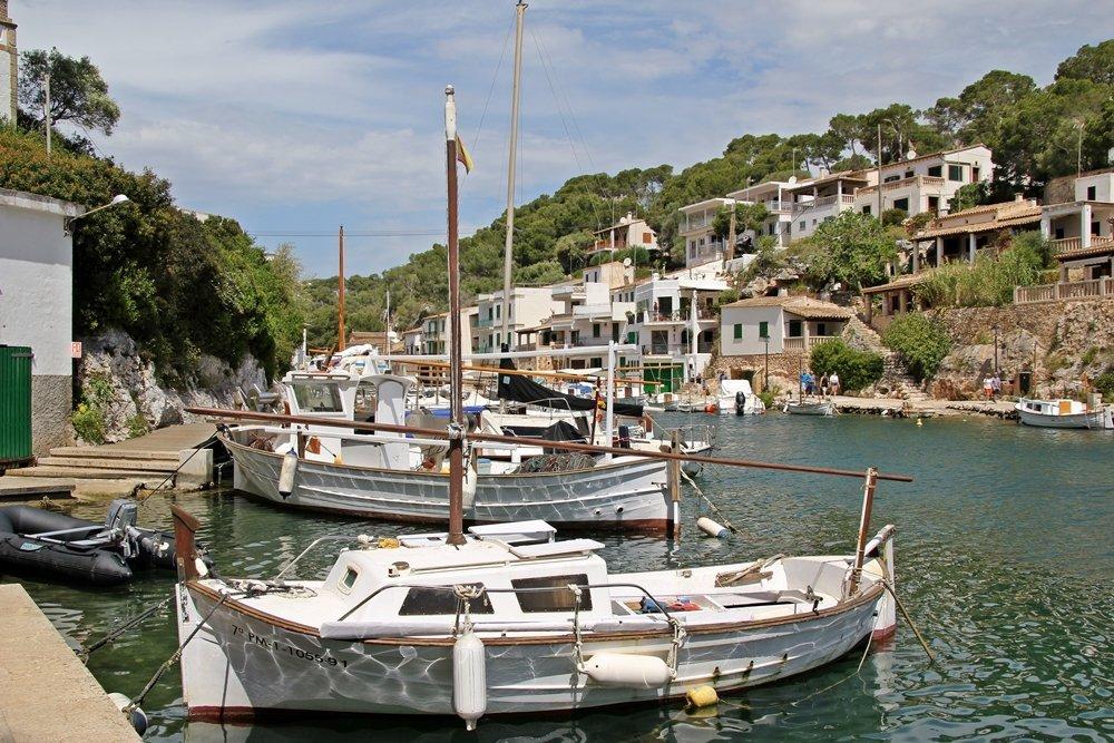Mallorcas Ostküste, Cala Figuera, Naturhafen