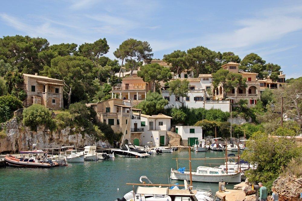 Cala Figuera, Hafen, schönsten Orte Mallorcas
