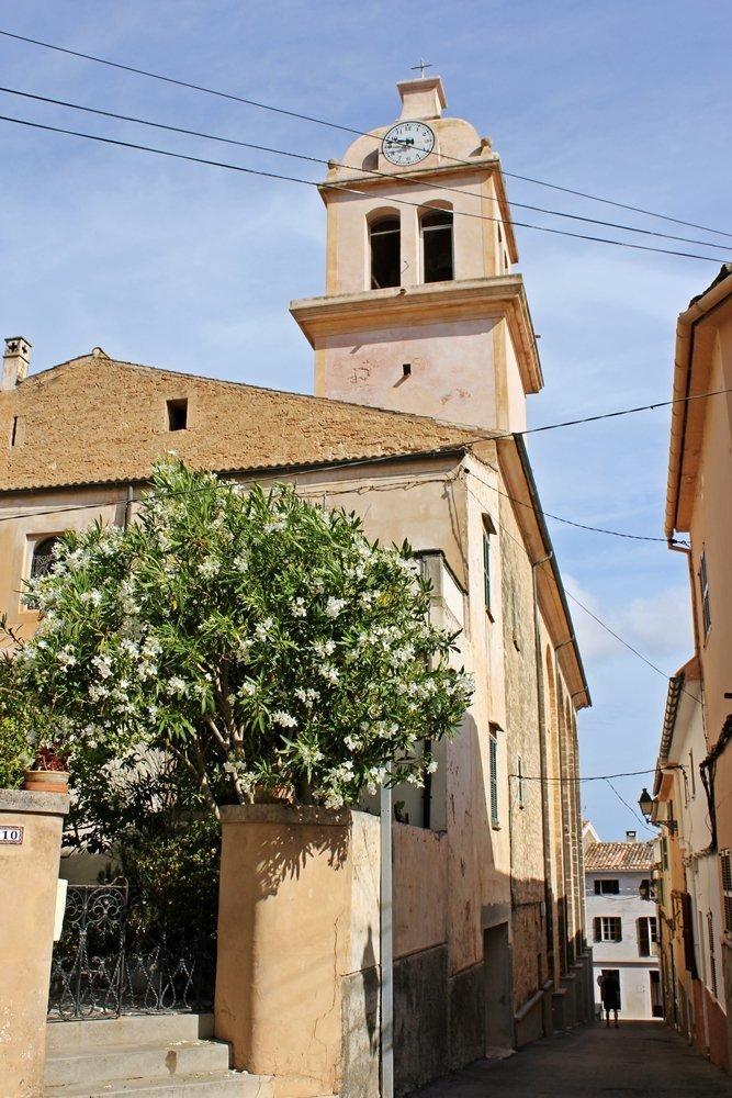 Mallorcas Ostküste, Capdepera, Kirche