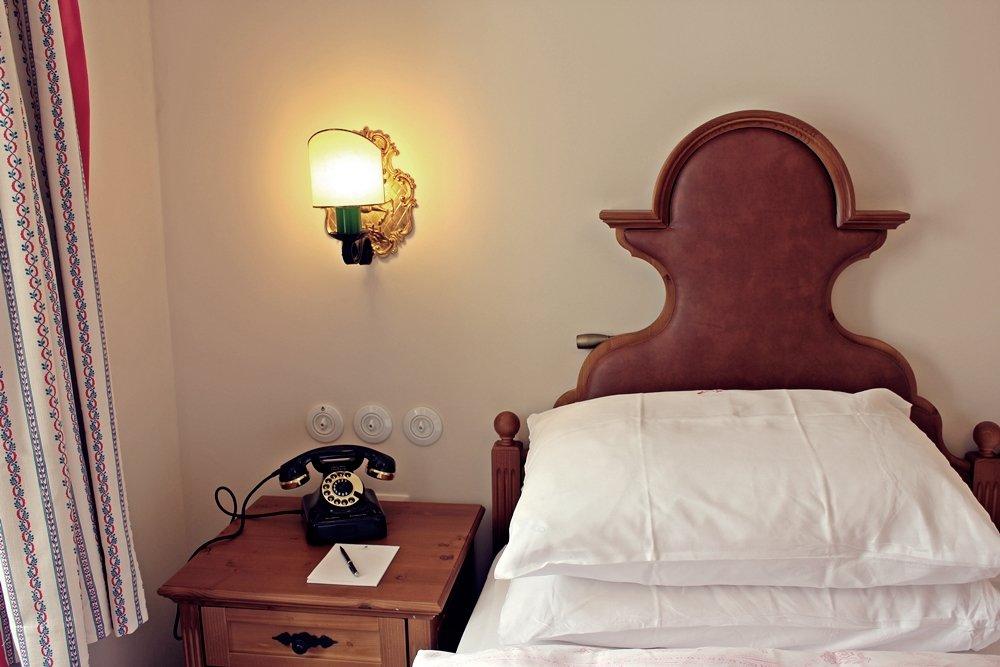 Zimmer Goldener Hirsch, Salzburg