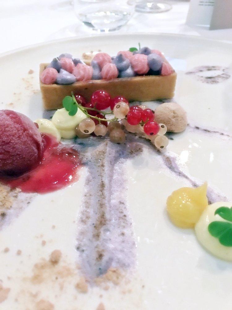 Dessert im St. Peter Stiftskulinarum, Außergewöhnliches Wochenende in Salzburg