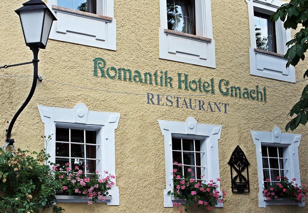 Das Hauben-Restaurant im Romantik Hotel Gmachl- ein Blick in die Küche und das Rezept für Salzburger Nockerl