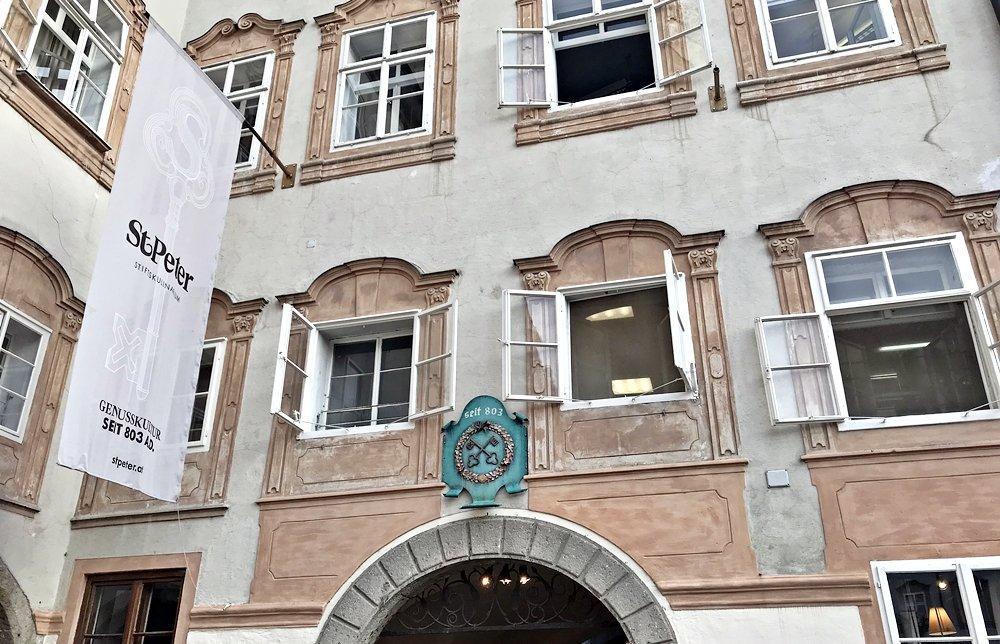 St. Peter Stiftskulinarum Salzburg