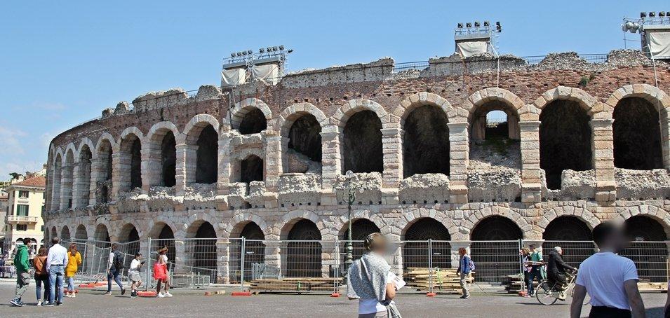 Amphitheater Verona, Tipps für einen Tagesausflug nach Verona