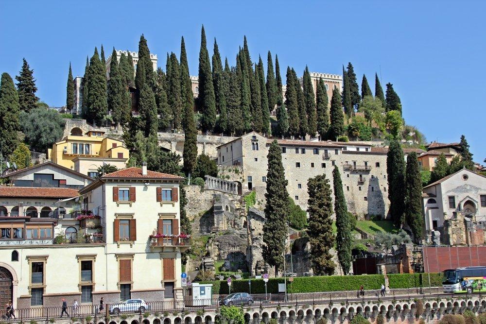 Castel san Pietro, Tipps für einen Tagesausflug nach Verona