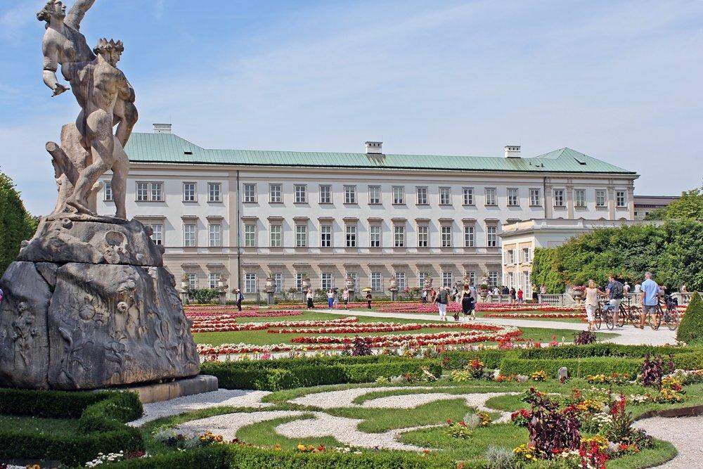 Mirabellgarten, Salzburg zur Festspielzeit, Außergewöhnliches Wochenende