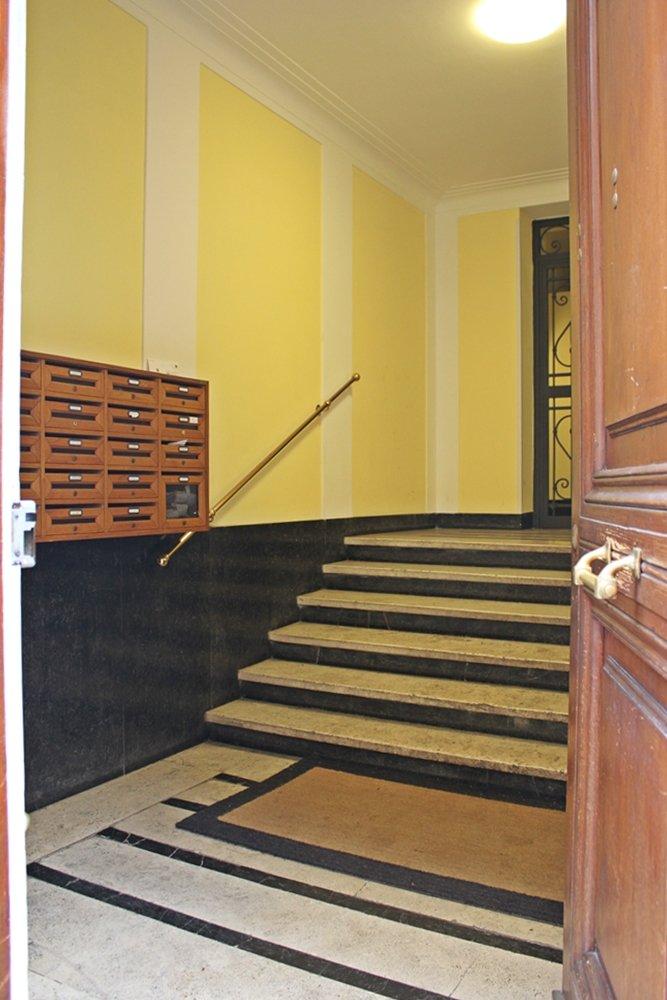 Eingangsbereich Via Otranto