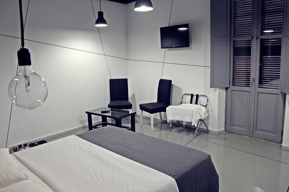 Reisetipp Rom, tolles Bed & Breakfast, The Upper Suites, Zimmer