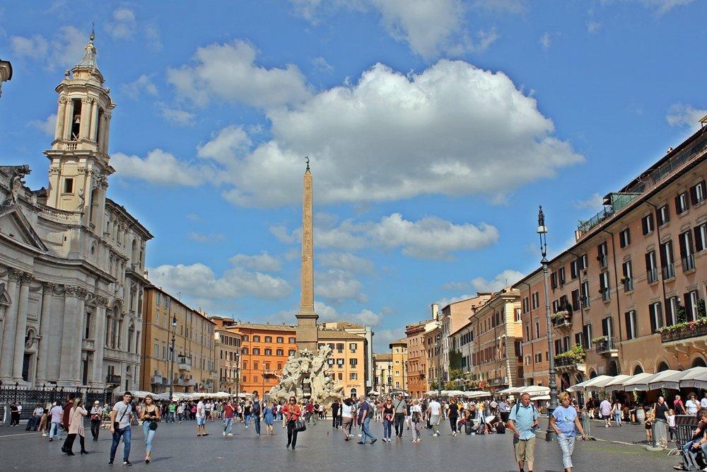 Rom zu Fuß erleben - eine Tagestour mit den schönsten Sehenswürdigkeiten zur Piazza Navone